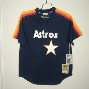 Mitchell and Ness MLB baseball jersey - Astros